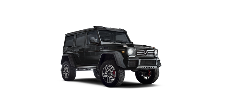 Goodbye G-Wagon | Mercedes-Benz of Chesterfield