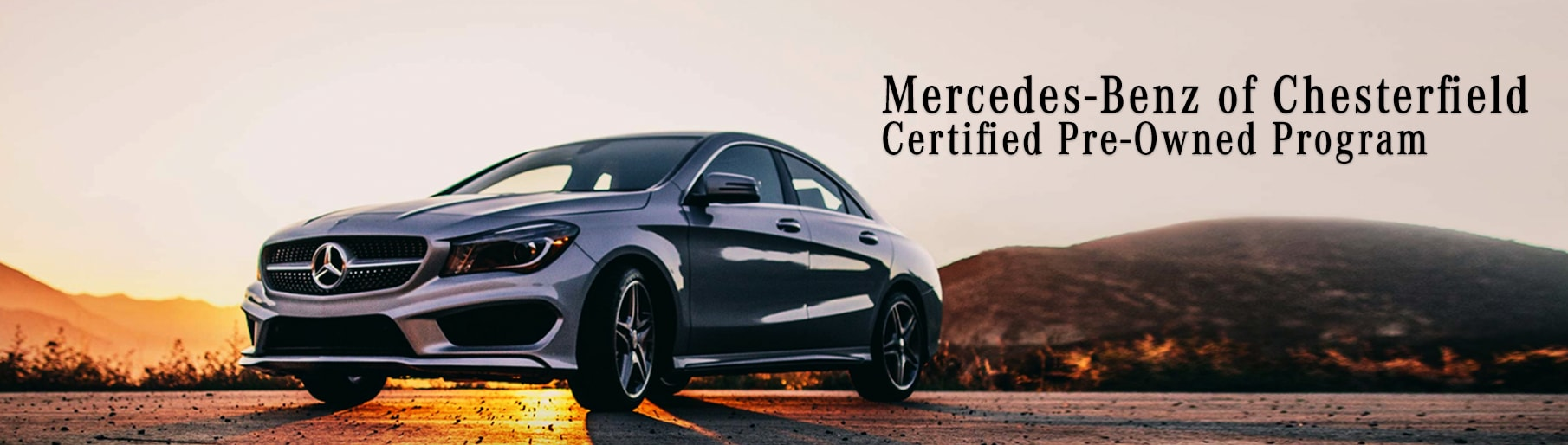 Mercedes Benz Of St Louis >> Certified Pre Owned Mercedes Benz Serving O Fallon St Louis Mo