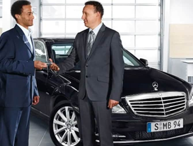 New Mercedes-Benz Deals in St Louis