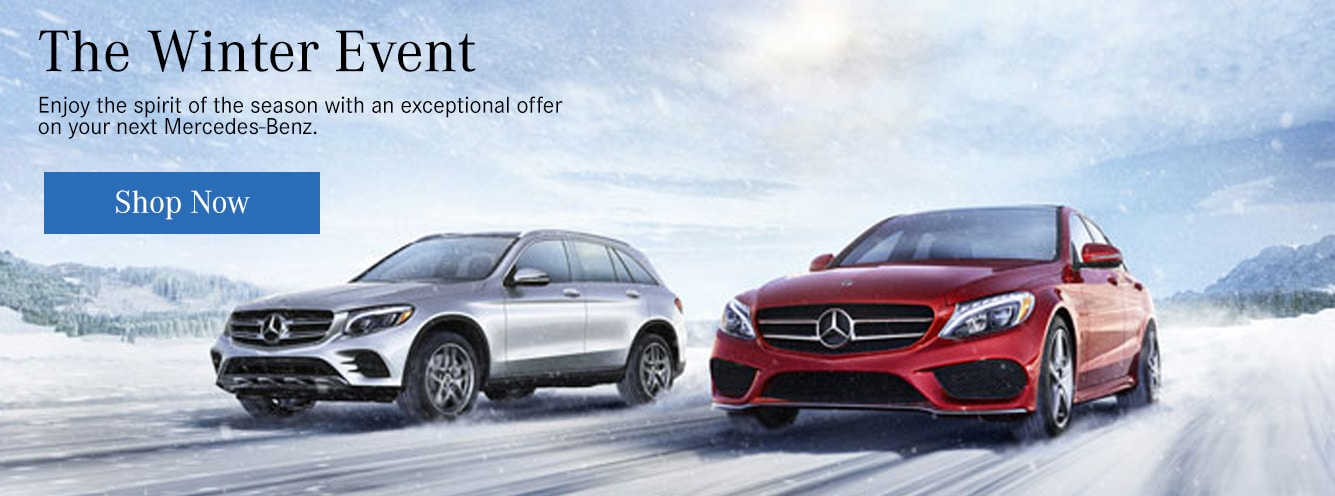 Mercedes-Benz Holiday Offers Near St Louis