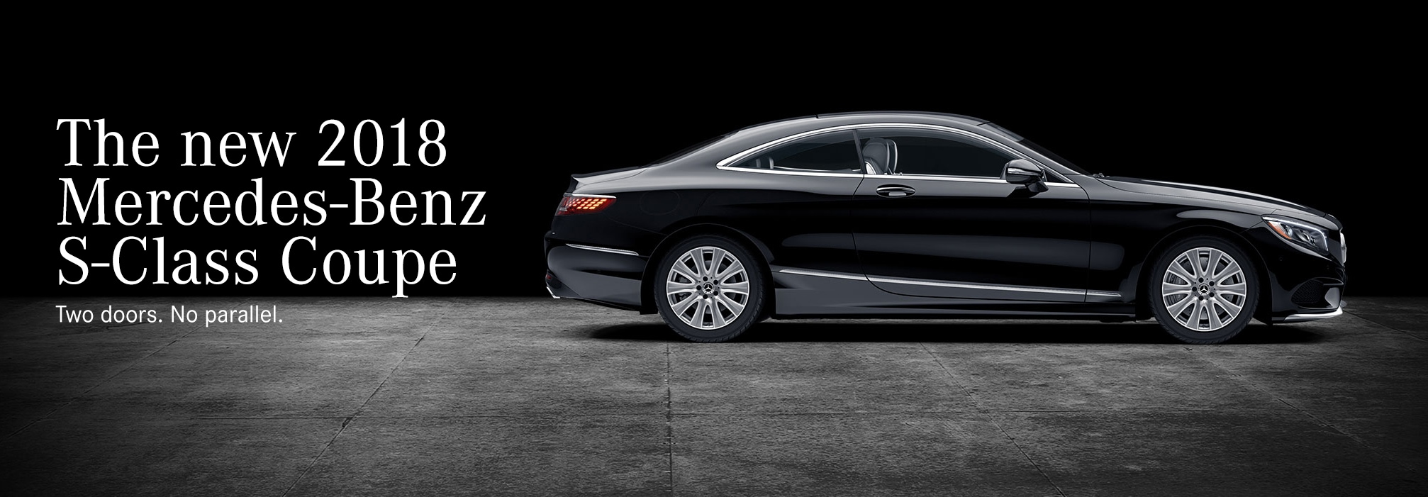 2018 mercedes benz s class coupe mercedes s class coupe for Mercedes benz of st charles