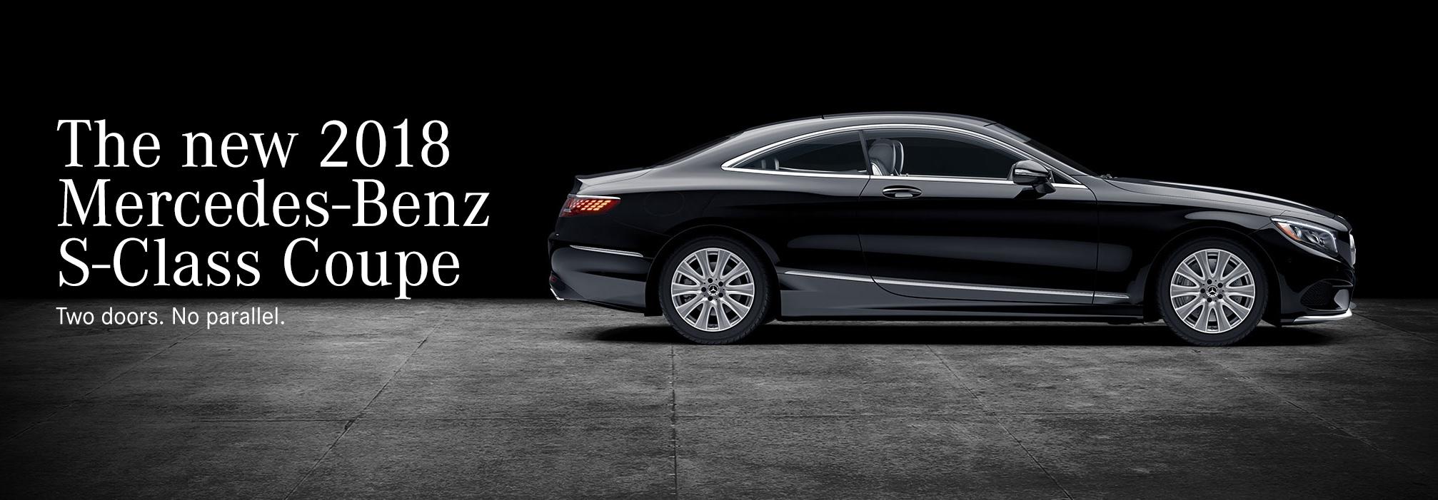 2018 mercedes benz s class coupe mercedes s class coupe for Mercedes benz o fallon mo