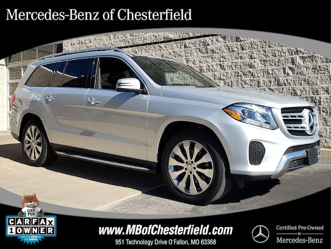 2017 Mercedes-Benz GLS 450 4MATIC SUV