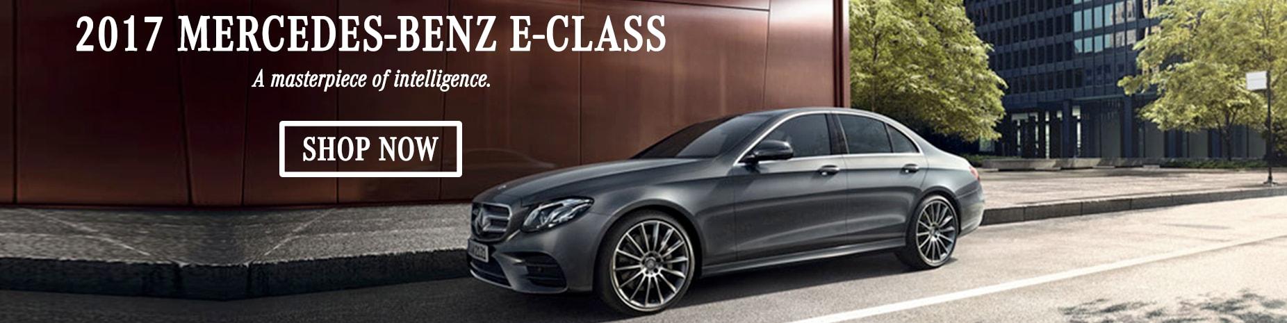 2017 mercedes benz e class has arrived at plaza motors for St charles mercedes benz