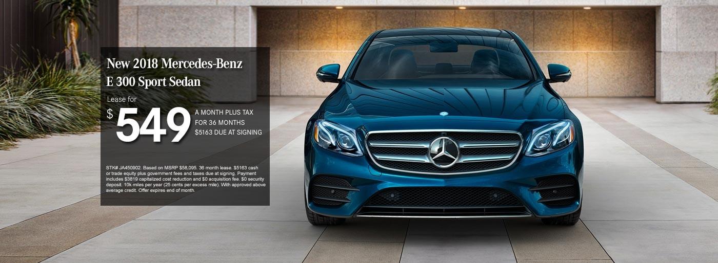 Mercedes-Benz of Stevens Creek | Mercedes-Benz Dealer Near ...