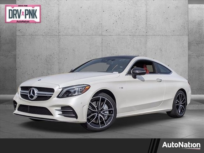 2021 Mercedes-Benz AMG C 43 4MATIC Coupe