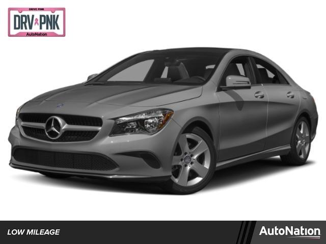 2019 Mercedes-Benz CLA 250 CLA 250 Coupe