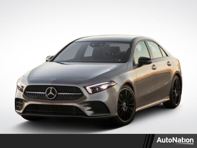 2019 Mercedes-Benz A-Class A 220 Sedan