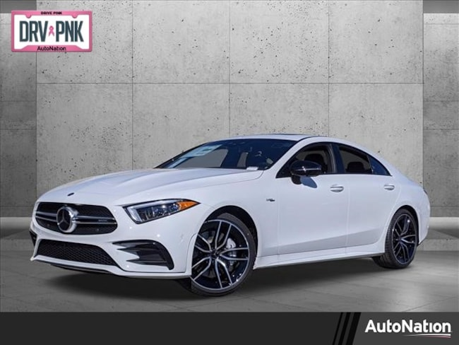 2021 Mercedes-Benz AMG CLS 53 4MATIC Sedan