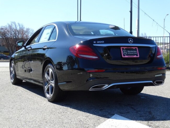 Stevens Creek Mercedes >> New 2019 Mercedes-Benz E-Class For Sale at Mercedes-Benz ...