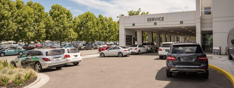 MercedesBenz Service San Jose CA MercedesBenz Of Stevens Creek - Mercedes benz repair near me