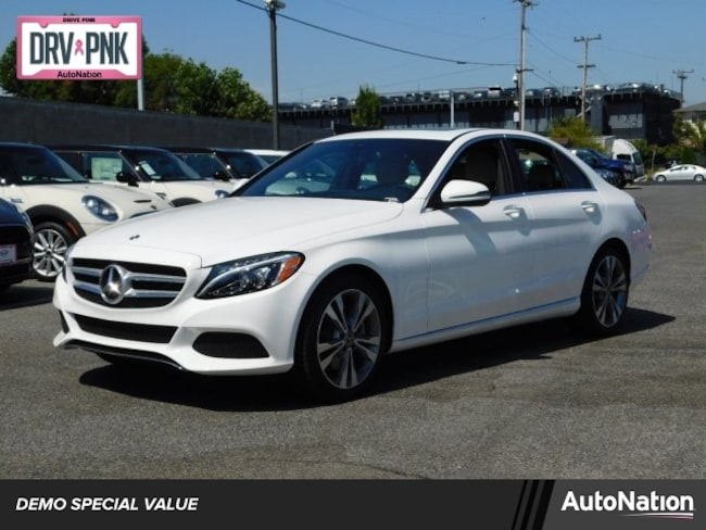Used 2018 Mercedes-Benz C-Class For Sale at Mercedes-Benz of Stevens