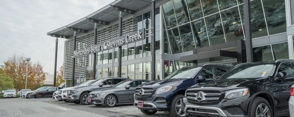 Mercedes Stevens Creek >> About Mercedes Benz Of Stevens Creek Your Premier San Jose
