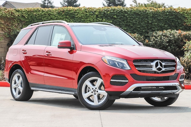 2018 Mercedes-Benz GLE 350 4MATIC SUV New Mercedes-Benz Car For Sale