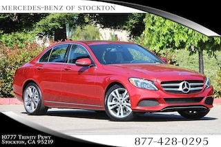 2018 Mercedes-Benz C-Class C 300 Sedan New Mercedes-Benz Car For Sale