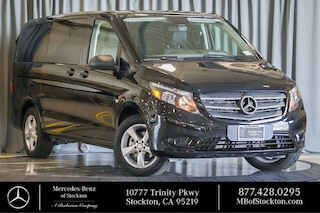 2018 Mercedes-Benz Metris Van Commercial Van For Sale in Stockton California