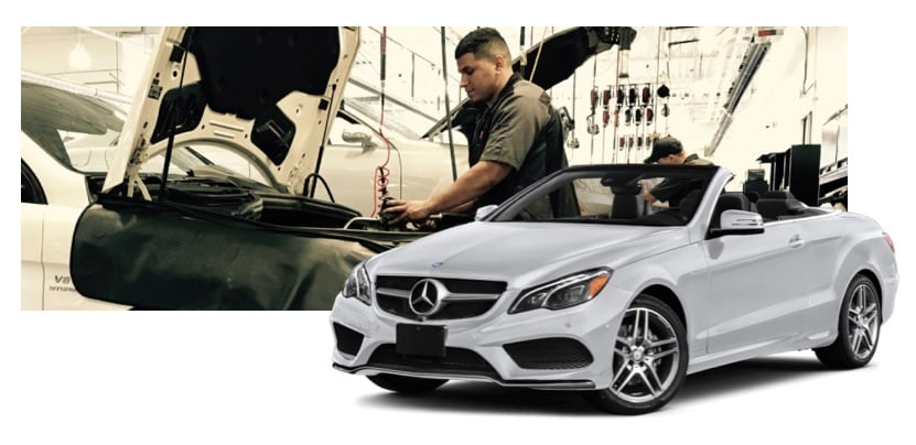 Mercedes Benz Of Stockton Service Center