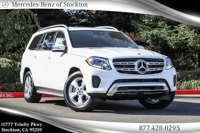 2019 Mercedes-Benz GLS 450 4MATIC SUV New Mercedes-Benz Car For Sale