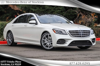 2019 Mercedes-Benz S-Class S 450 Sedan New Mercedes-Benz Car For Sale