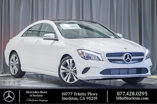 2019 Mercedes-Benz CLA 250 Coupe New Mercedes-Benz Car For Sale