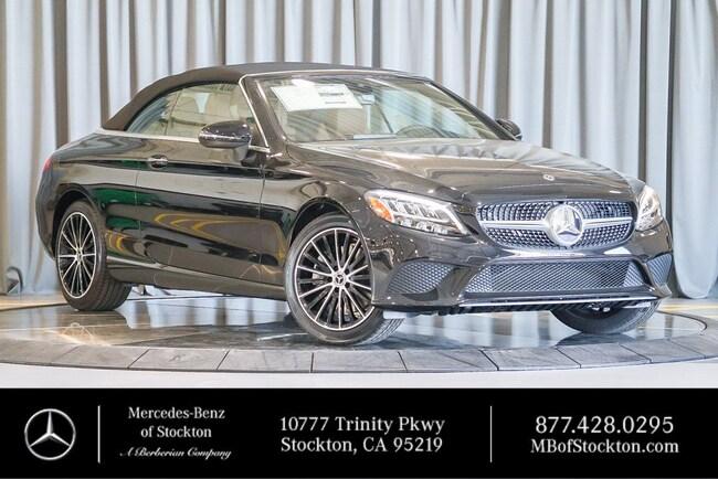 2019 Mercedes-Benz C-Class C 300 Cabriolet New Mercedes-Benz Car For Sale