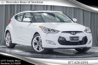 2016 Hyundai Veloster Coupe Used Car For Sale in Stockton California