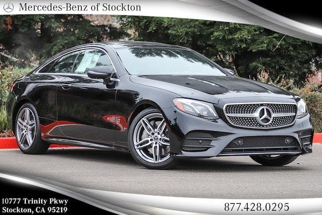 2019 Mercedes-Benz E-Class E 450 Coupe New Mercedes-Benz Car For Sale