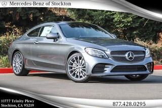 2019 Mercedes-Benz C-Class C 300 Coupe New Mercedes-Benz Car For Sale