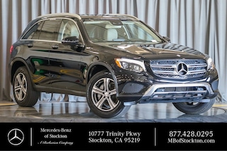 2016 Mercedes-Benz GLC GLC 300 4MATIC  GLC 300 Used Car For Sale in Stockton California