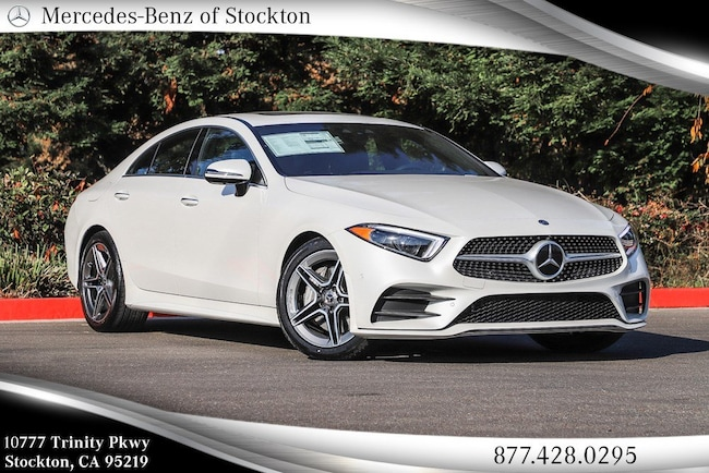 2019 Mercedes-Benz CLS 450 Coupe New Mercedes-Benz Car For Sale