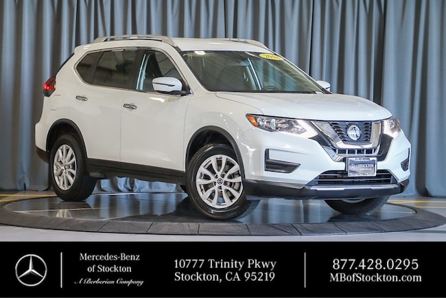 2018 Nissan Rogue SV AWD SV Used Car For Sale in Stockton California