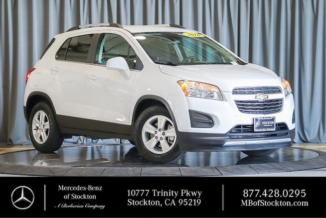 2016 Chevrolet Trax LT FWD  LT Used Car For Sale in Stockton California
