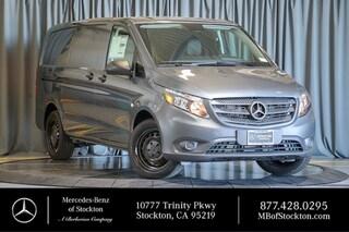 2019 Mercedes-Benz Metris Van Cargo Van Commercial Van For Sale in Stockton California