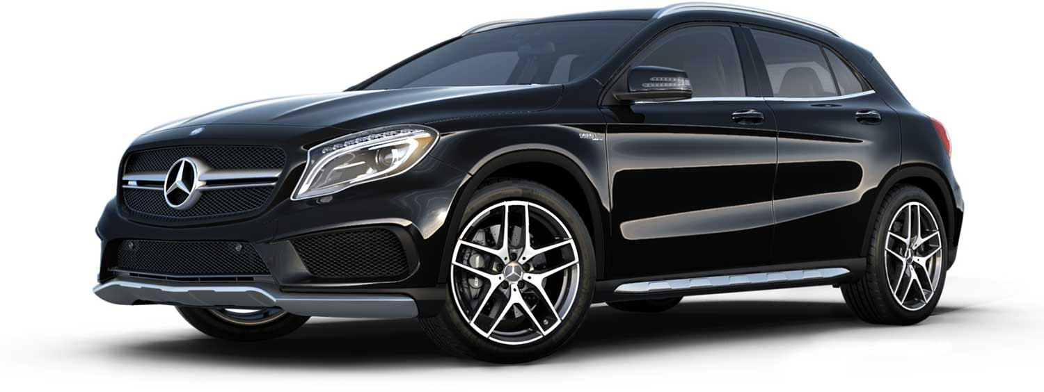 2017 Mercedes Benz GLA 250