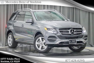 2019 Mercedes-Benz GLE 400 4MATIC SUV New Mercedes-Benz Car For Sale