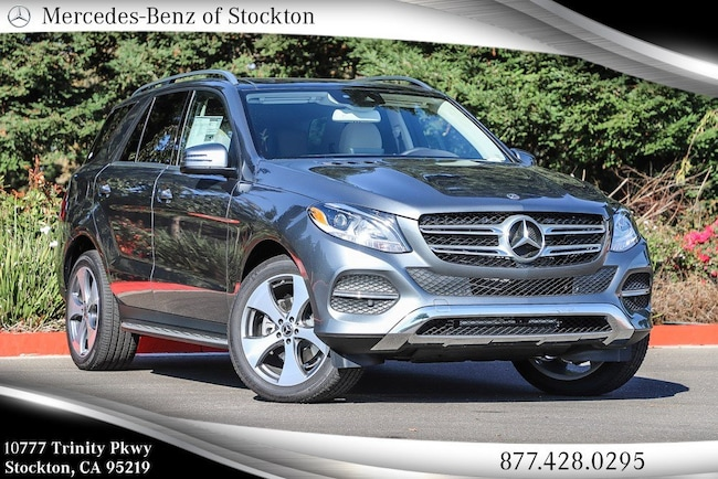 2018 Mercedes-Benz GLE 350 SUV New Mercedes-Benz Car For Sale