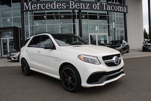 2019 Mercedes-Benz GLE AMG GLE 63 S Sport Utility