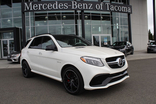 new 2019 Mercedes-Benz GLE AMG GLE 63 S Sport Utility in fife, wa