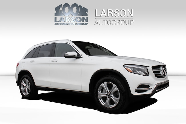 Certified Pre-owned 2018 Mercedes-Benz GLC GLC 300 Sport Utility Fife, WA