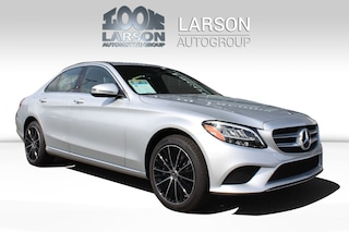 pre-owned 2020 Mercedes-Benz C-Class C 300 Car for sale in Fife, WA