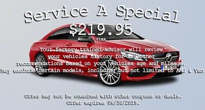 Service A Special