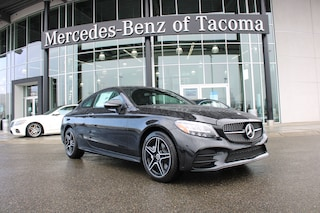New 2021 Mercedes-Benz C-Class C 300 Coupe Fife, WA