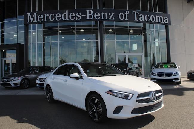 new 2019 Mercedes-Benz A-Class A 220 Car in fife, wa