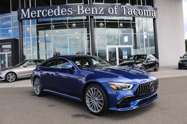 new 2019 Mercedes-Benz AMG GT AMG GT 53 Hatchback in fife, wa