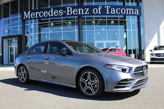 New 2021 Mercedes-Benz A-Class A 220 Sedan Fife, WA