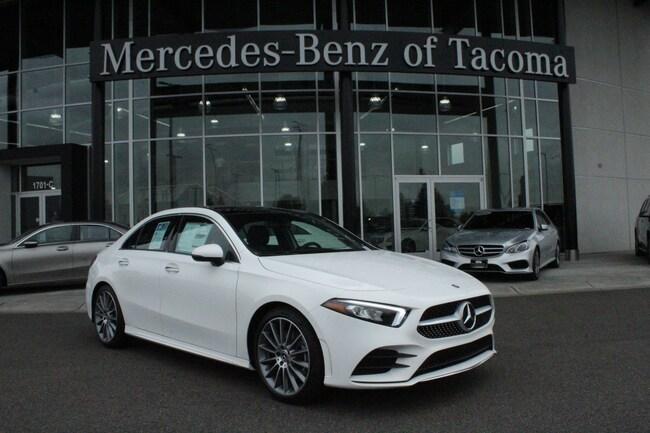 2019 Mercedes-Benz A-Class A 220 Car