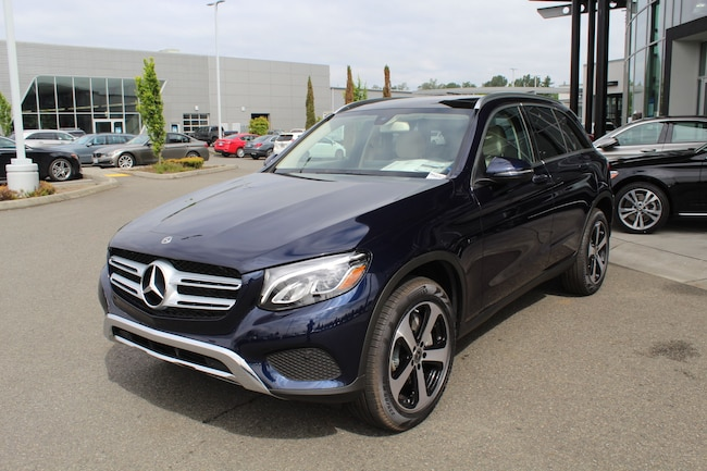 New 2019 Mercedes-Benz GLC For Sale | Fife WA | VIN:WDC0G5EB7KF586452