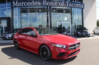 New 2019 Mercedes-Benz A-Class A 220 Car Fife, WA