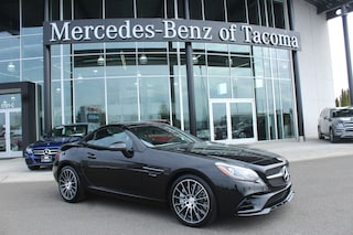 New 2019 Mercedes-Benz SLC AMG SLC 43 Convertible Fife, WA