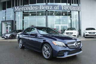 2019 Mercedes-Benz C-Class C 300 Car
